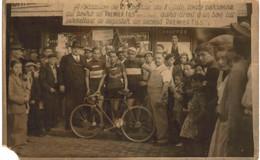 CYCLISME .... CARTE PHOTO - Radsport
