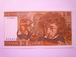 GP 2020 - 2599  BILLET De 10F  BERLIOZ  Du 7-2-1974   XXX - 10 F 1972-1978 ''Berlioz''