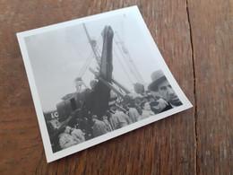 HANNOVER - MESSE - 1954 - RIESIGER KRAN - Orte