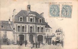 4592  56  BELLE ILE EN MER HOTEL DE VILLE  42-0936 - Belle Ile En Mer