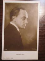 Conrad Veidt - German Actor - Entertainers