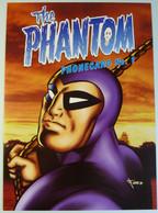 AUSTRALIA - Telstra - Phantom Zone - Ghost Who Talks Cannot Dial - $5 - Glenn Ford - Limited Edition In Folder - Mint - Australia