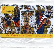 ésotérisme Esotéria LE FUTUR  Jeu De Cartes Playing Games Jeu - Carte Prépayée France LUXE (D 752) - Frankreich