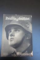 Deutsche Kraftfahrt 1940 65 Pages - Documents