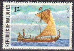 MALDIVES -   Mas Odi - Ships