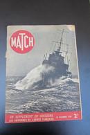 Match Décembre 1939 - Documents