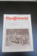 Lot De 12  Journaux  Echo Continental 1914 1918 - Documents
