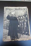 Rare Wiener Illustriertre 1944  Grand Mufti De Jérusalem - Documents
