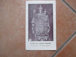 Maria SS.della Sanità Protettrice Di Volturara Appula - Devotion Images