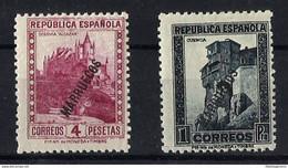 TANGER **81/2 Nuevo Sin Charnela. Cat.6,80 € - Spanish Morocco