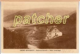 Obere Hengsbach (Eiserfeld, Siegen) Reformwirtschaft Peter Unverzagt, 1910 - Siegen
