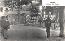 57 - Dieuze - Duß - 1907 - Ablösen Der Wache - Changement De Garde - Dieuze