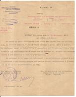14/18 . U.S ARMY . LOCATION CHATEAU DE NEUFCHATEAU AUX ALLIES.PAIEMENT - Documents