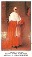 S.D.D. Card. RAPHAEL MERRY DEL VAL  - M - PR - BR - Mm. 64 X 108 -  Segretario Di Stato Di Pio X° - Religion & Esotericism