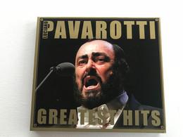 LUCIANO PAVAROTTI «greatest Hits» 2 CD Digipack RUSSIE - Opera / Operette