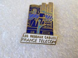 PIN'S   FRANCE TELECOM   EGF - France Telecom