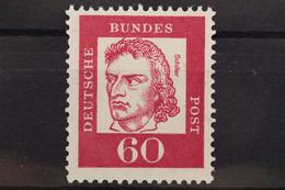 Deutschland (BRD), MiNr. 357 Y R, ZN 0960, Postfrisch / MNH - Rolstempels