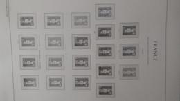 G218 Reliure LEUCHTTURM Vide De France De 1991 à 1999. PORT 13.75 OFFERT Pour La France. Saisir !!! - Collections (en Albums)
