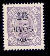 ! ! Macau - 1902 D. Carlos 18 A - Af. 119 - NGAI - Unused Stamps