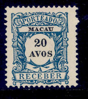 ! ! Macau - 1904 Postage Due 12 A - Af. P 08 - NGAI - Segnatasse