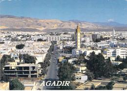 Agadir - Avenue Du 29 Février - Vue Aérienne - Agadir