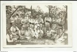 MILITARIA . PHOTO DE LA  7° RESERVE . 5° GENIE LE 29 / 9 / 1934 - Guerra, Militares
