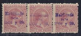 ESPAÑA/PUERTO RICO 1898 - No Catalogado ¡MUY RARO! - Porto Rico