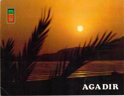 Agadir - Coucher De Soleil - Agadir