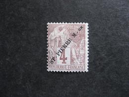 Saint Pierre Et Miquelon:  TB N° 20, Neuf X . - Ungebraucht