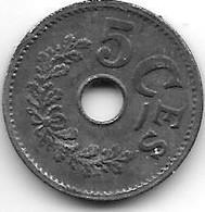 *luxembourg  5 Centimes 1915 Km 27  Xf - Lussemburgo