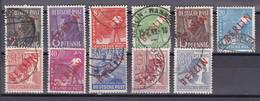 Eh_ Berlin 1949 - Lot Aus Mi.Nr. 21 - 31 - Gestempelt Used - Used Stamps
