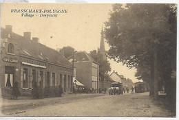 [ ANV ]   Brasschat    --  (  14  )    Le Village (Tram) - Brasschaat