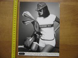 1977 Ete Photo Delhostal Mode Fashion Mannequin JOUSSE 2 - Pin-up