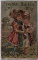 Almanach Barlerin Pour 1885 - Farine Mexicaine Barlerin, Tarare - Altri