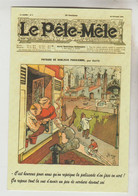 CPM HUMOUR PUBLICITE JOURNAL - C'est Heureux Pour Nous Qu'on Repeigne La Palissade...immobilière MARCADET, Pseudo Obli.. - Humour