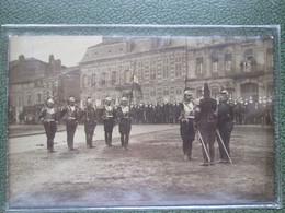 Carte Photo . 6 Ieme Cuirassiers - Regimente