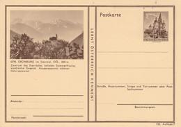 AUTRICHE GANZSACHE ENTIER NEUF - GRÜNBURG - Stamped Stationery