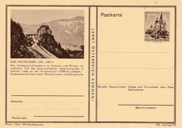 AUTRICHE GANZSACHE ENTIER NEUF - MICHELDORF - Stamped Stationery