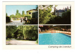 LIVERDUN (54) - Camping De Liverdun - Liverdun
