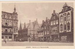 12152x Emden, Neuer Markt, Partie A.d. Neutorstrasse - Emden