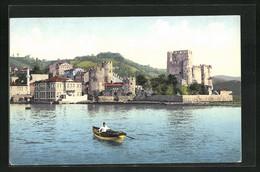 AK Constantinople, Anatoli-Hissar, Burgruine - Turchia