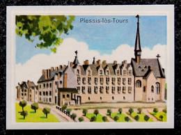 Image VOLUMÉTRIX - N°57 HISTOIRE 10 Le Moyen Âge 2 - Le Château De PLESSIS-LES-TOURS Du Roi LOUIS XI - Otros
