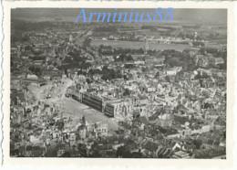 France, 1940 - Valenciennes, Nord - Photo Aérienne Luftwaffe - Aufklärungsgruppe 21 - Wehrmacht - Westfeldzug - Oorlog, Militair