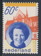 Nederland Netherlands Pays Bas 1980 Mi 1160 YT 1131 SG 1337 ** Installation Queen Beatrix / Thronbesteigung / Kroning - Celebrations