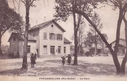 FOUGEROLLES(GARE) ARBRE - Sonstige Gemeinden