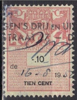 Pays-Bas Timbre Fiscal  16/05/1950 - Fiscale Zegels