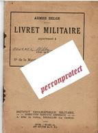 Armée Belge - Livret Militaire - Classe 1949 + Divers Documents - 10 Scans - Documents