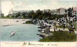 Torrens Lake, Adelaide (état) - Adelaide