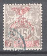 Nuova Caledonia 1903 Y.T.73 O/Used VF/ F - Unused Stamps