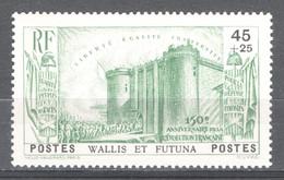 Wallis Et Futuna 1939 Y.T.72 */MH VF/ F - Unused Stamps